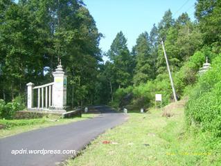 Perbatasan kab. Bandung Cianjur